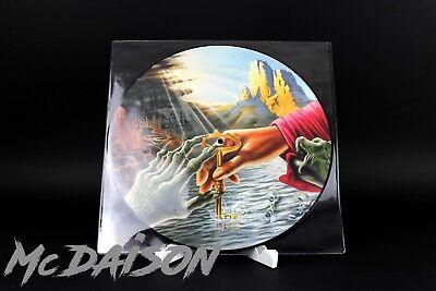 """McDAISON - 10 pz BUSTA PVC LUSSO x dischi vinile LP 33 gir 12"""" MIX PICTURE DISC"""