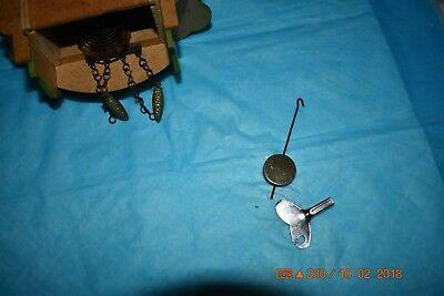 Miniature Cuckoo Clock 6