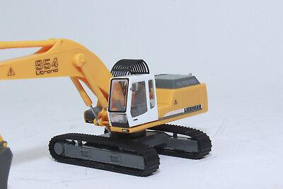 Modellbau Herpa 148931 Liebherr Raupenbagger R 954 1:87 H0 Neu In Ovp
