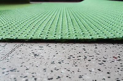 Rasenteppich Kunstrasen Standard grün 400x500 cm 3