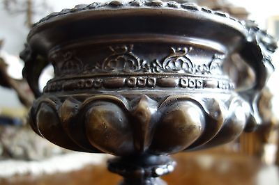 Gothic Bronze Urn 9