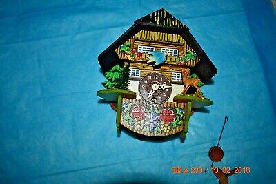 Miniature Cuckoo Clock 4
