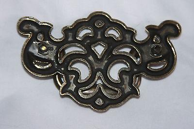 Vintage Bronze Colored Metal Drawer Handles Pulls (12)  & Cabinet Knobs (8) 5