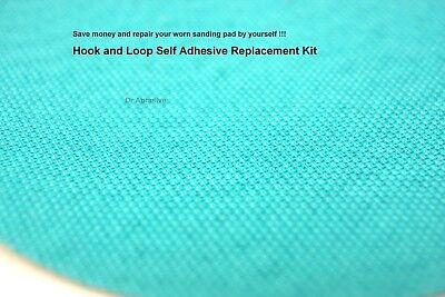 Repair or Convert - Hook and Loop Sanding Disc Pad 125 150 180 200 225 250 300mm 2