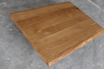 ... Tischplatte Platte Eiche Massiv Holz Tisch Brett Leimholz Baumkante  Echtholz NEU 6