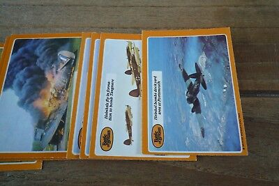 A&BC Battle Of Britain Cards from 1969 - VGC! - Pick & Choose The Cards You Need 2