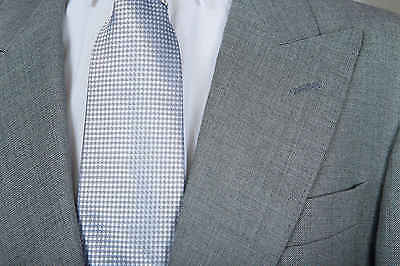 ... Mens Silver Grey Wool Blend Ex Hire Tailcoat Wedding Morning Dress Suit  Tails 2 d9d424794ad