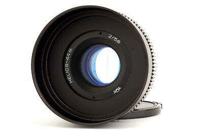 HELIOS 44 2/58 Cine lens with ANAMORPHIC BOKEH&FLARE *Your camera adapted!* 11