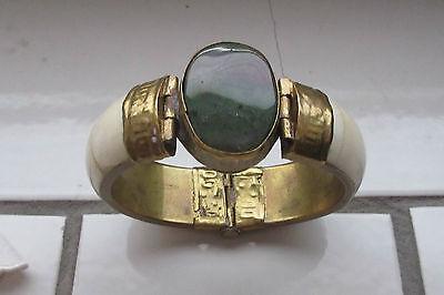 Bracelet Bone Islamic Ottoman 19th Century Jasper Stone 4