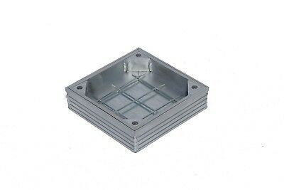 Grates Garden & Outdoors 750 X 600 X 48mm Aluminium Double Sealed Recessed Manhole Cover Ecogrid DS-Line-60