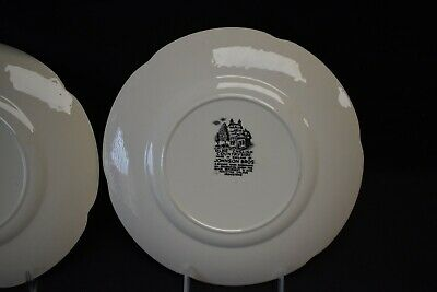 Johnson Brothers Olde English Countryside Pair of Dinner Plates 6