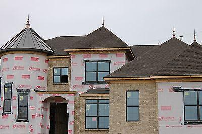 Final ,octagonal  Copper  Finial,home Roof Decor 3