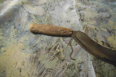 Sichel Sense Garten Werkzeug  DEKO - Sammler Antik