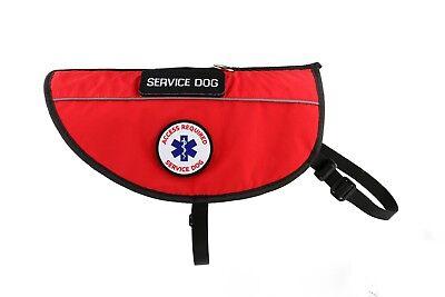 ALL ACCESS CANINE™ Service Dog Emotional Support Animal ESA Vest Harness Bundle 5