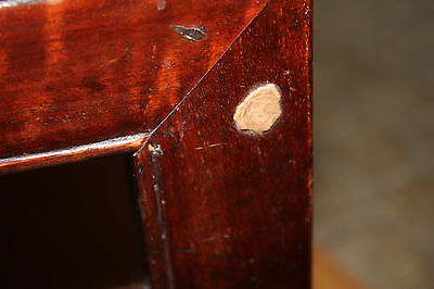 Antique Chinese Table Wood 18Th Century Kang Table 2