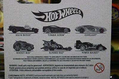 Hot Wheels Halloween 2019 Edition Set Of 6 Cars In Stock Now! Holiday Series 6
