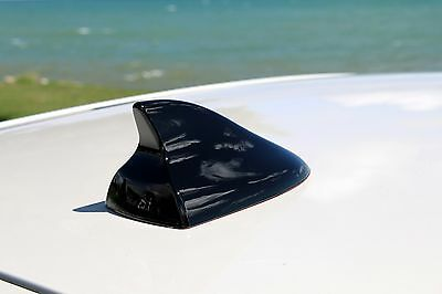 FITS 2008-2015 Scion xB Functional AM//FM BLACK Shark Fin Antenna