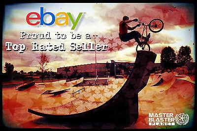 "RANT SQUAD BMX BIKE BICYCLE 20/"" RIM 36h FIT CULT HARO SHADOW SUBROSA KINK BLUE"