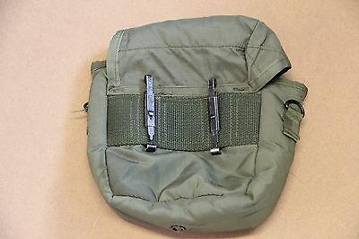 US Army original Alice 2 QT Feldflaschentasche oliv grün gebraucht