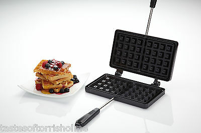 Backbleche & -formen Kitchen Craft 3er Set Nicht Klebend Wieder Verwendbar Essen Kontaktgrill Toaster Kochen & Genießen