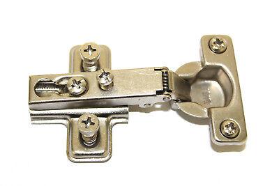 6 Stück FGV Scharnier 26 mm Türscharnier Topfband Topfbänder Topfscharnier K0