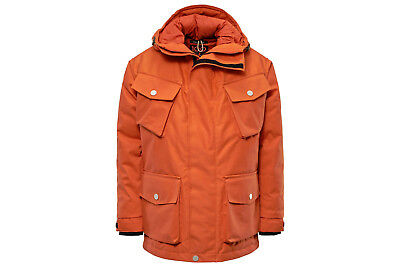 8c6f0d9cb483 ... Nigel Cabourn K100 Down Parka in Rescue Orange