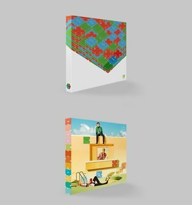 EXO CBX-[BLOOMING DAYS] Day ver CD+64p Booklet+1pPhotoCard+Sticker+Kpop poster 2