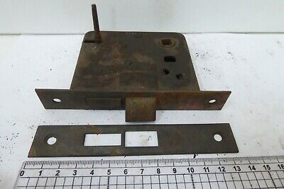 Antique Morticed Door  Lock  And Keep 6
