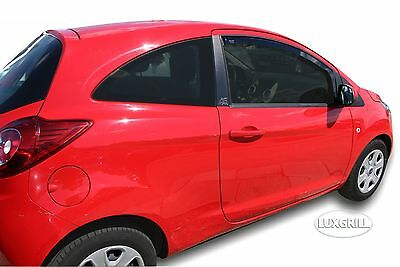 Windabweiser passend für Ford Ka 1 I 3 Türen 1996-2009 2tlg Heko
