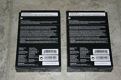 Genuine Canon 4x6 PR201 Pro super high gloss paper MX922 MX892 MX882 MX522 MX512