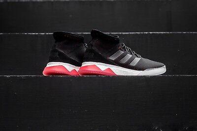 fc01f8df8 ... of 12 New Adidas Predator Tango 18.1 TR Training Soccer Shoes Casual  Black-Red CP9268 7