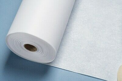 3 Metre Pack Iron On Fusible White Interfacing Light, Medium or Heavyweight 3