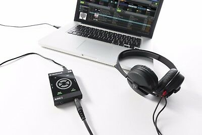 Native Instruments NI Traktor Audio 2 Mk2 (Latest Vers) + Traktor LE Software