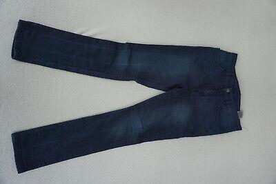 Review Jeans Donna Skinny Pantaloni Stretch Gr.30 32/32 W32 L32 Blu Scuro Top # 3