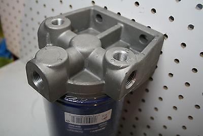 MTU DETROIT DIESEL # 25011424 Fuel Filter Strainer Asm Assembly