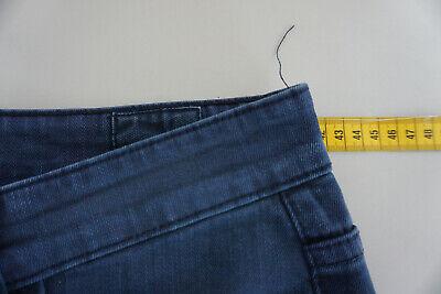 Review Jeans Donna Skinny Pantaloni Stretch Gr.30 32/32 W32 L32 Blu Scuro Top # 9