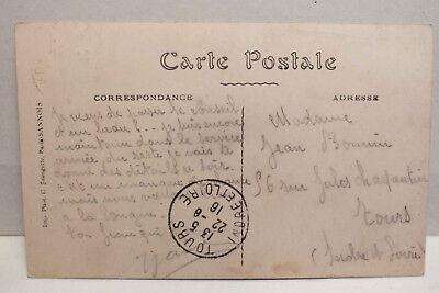 Cpa - Chateauroux -  Monument Des Mobiles De Lindre - 12