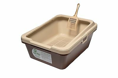 Clever Sieve Litter Tray For Wood Pellets.        ( There Are Hoods To Fit These 5 • EUR 32,77