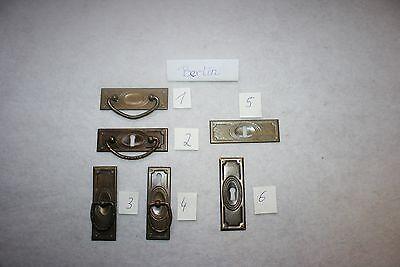 Accesorios de estilo art nouveau como Set Kommmode Tachuelas,accesorios 2