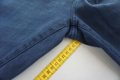 Review Jeans Donna Skinny Pantaloni Stretch Gr.30 32/32 W32 L32 Blu Scuro Top # 8