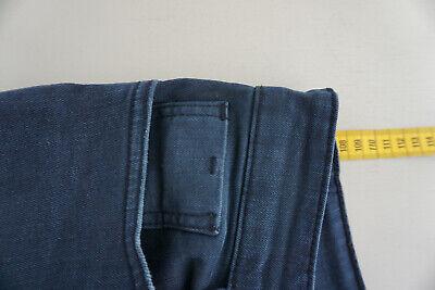 Review Jeans Donna Skinny Pantaloni Stretch Gr.30 32/32 W32 L32 Blu Scuro Top # 7