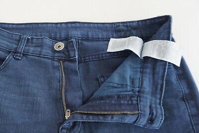 Review Jeans Donna Skinny Pantaloni Stretch Gr.30 32/32 W32 L32 Blu Scuro Top # 11