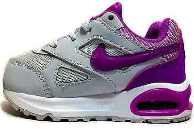 newest collection 4f76b d80a8 ... di 6 Nike Air Max Ivo (Td) 580372 055 Scarpe Bambina Sneakers  Grigio/Fuxia Ginnastica