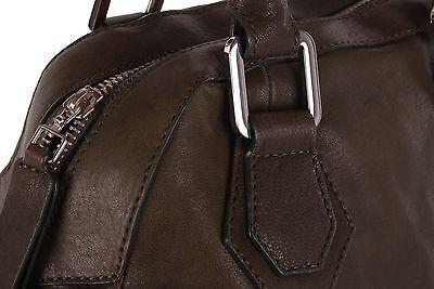 e5c95e08b2527 GIAN FRANCO FERRE Damen Handtasche Tasche Leder Olivgrün X185 - EUR ...