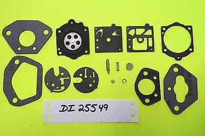 WALBRO Carb Kit Pour MCCULLOCH PRO MAC 610 650