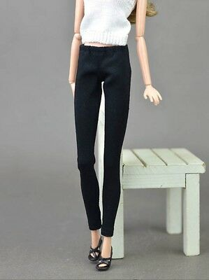 Toy Doll Clothes Elastic Trousers Long Pants For 11.5inch Doll Shorts For Blythe 8
