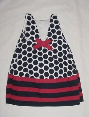 Free Shipping Ready to Ship from Ohio S-1218P Pink Fruit Sundress w//Bow