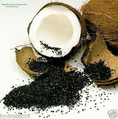 5Lbs Pure Virgin Coconut Shell Bulk Activated Charcoal Granules Activated Carbon