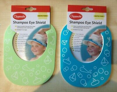 Clippasafe Shampoo Eye Shield Baby Child Hair Wash Protect Little Eyes #1 3
