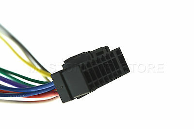 alpine cde 9874 wiring diagram wire harness for alpine cde 9874 cde9874  pay today ships today  wire harness for alpine cde 9874